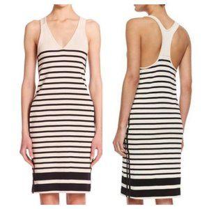 Rag & Bone Avila Striped Racerback Dress XS
